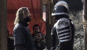 the hound and the mountain