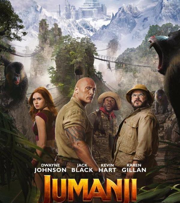 Movie Review: Jumanji the Next Level
